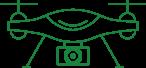 Contrôles de structures par drone